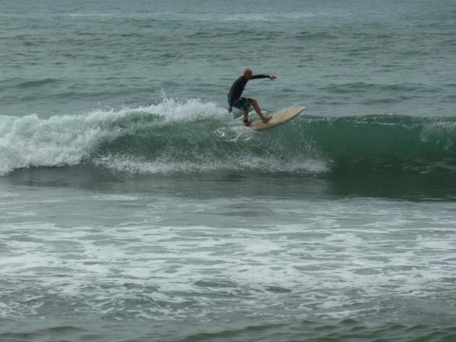 "Facebook - Good to be back in Morocco, this was actually my first wave ""Feeling"