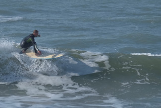 Today's Action Surfing North Morocco