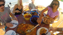 Hands-on Moroccan Cookery Classes with African Spirit