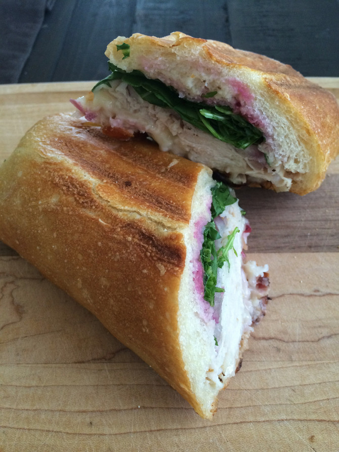 New Seasonal Sandwiches