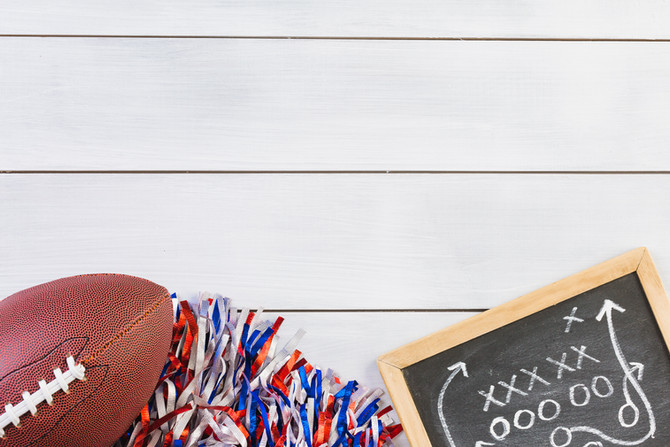 Step up your game for Game Day