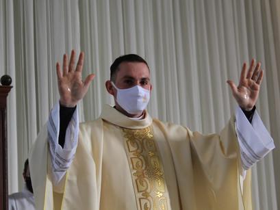 Padre Miguel Mosena é nomeado vigário paroquial de São Roque e Faria Lemos