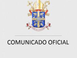Diocese de Caxias do Sul emite comunicado com novas medidas para conter avanço da Covid-19