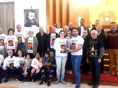 Vicentinos são presença no cuidado com os mais necessitados na Paróquia São Roque