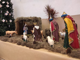 Paróquia São Roque terá três celebrações na noite de Natal, na igreja matriz
