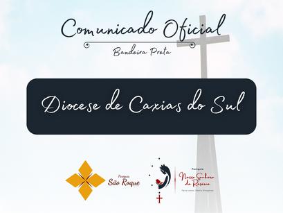 Paróquia São Roque suspende Missas com a presença de fiéis para ajudar a conter o avanço da pandemia