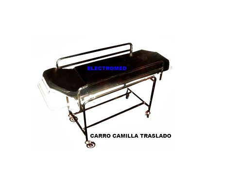 Carro Camilla de Translado