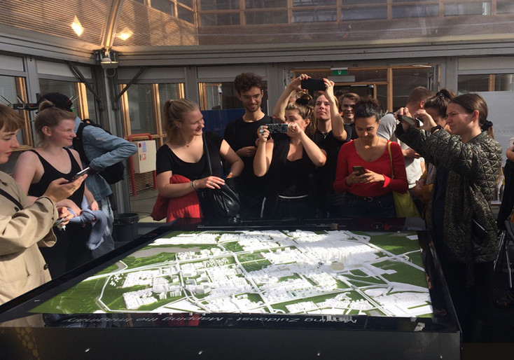 MOVING AMSTERDAM ZUIDOOST - Mapping The Imaginary