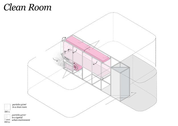 CLEAN ROOM - Mycelium