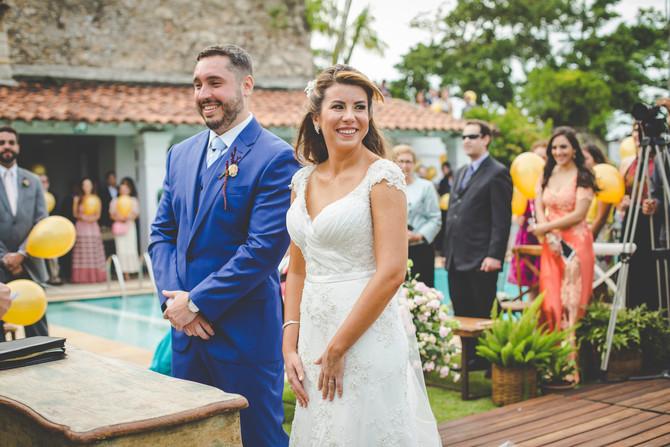 Casamento Fernanda & Mário