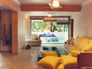 Living in a smart home at Kochi, Kerala