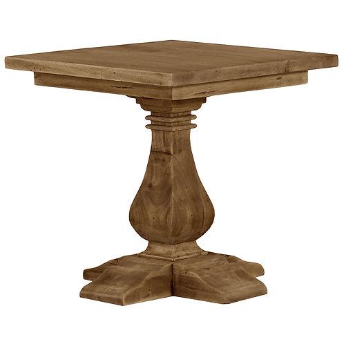 Trestle End Table