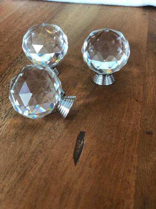 Tiradores Cristal
