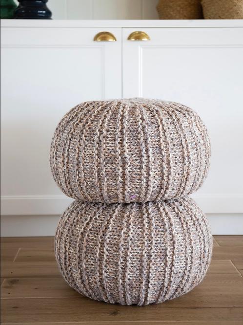 Puff Handmade Wool