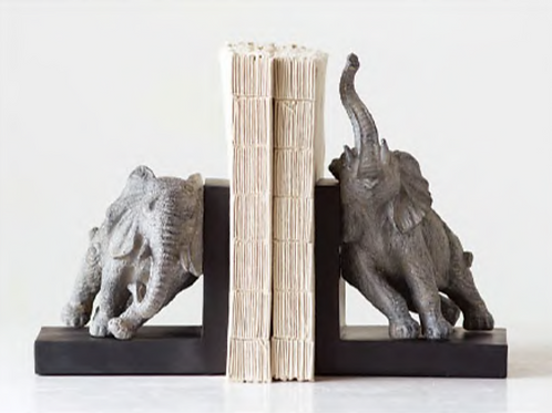 Apoya libro Elefantes