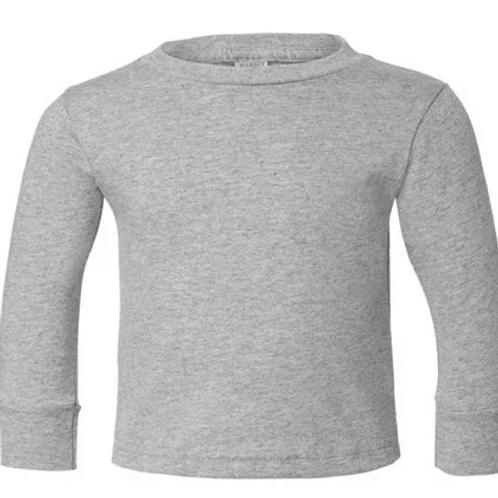 Toddler Long-Sleeve Shirt