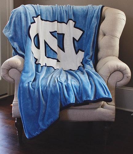 University of North Carolina Chapel Hill Blanket