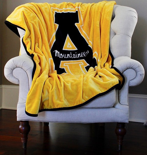 Appalachian State University Blanket