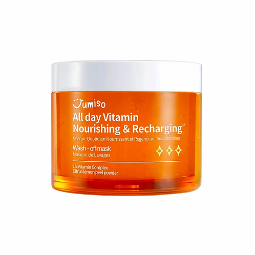 ALL DAY VITAMIN NOURISHING & RECHARGING WASH-OFF MASK