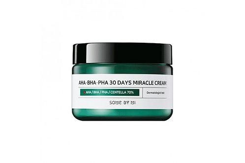 SOME BY MI - AHA, BHA, PHA 30 Days Miracle Cream