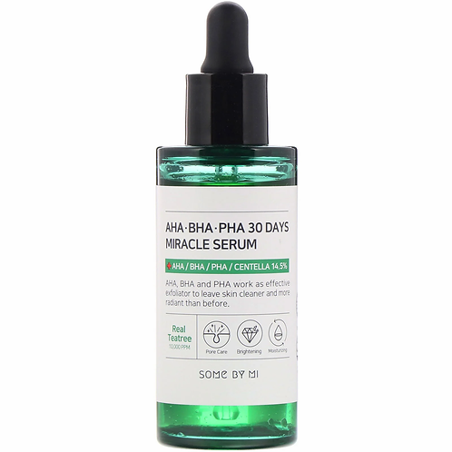 SOME BY MI - AHA, BHA, PHA 30 Days Miracle Serum