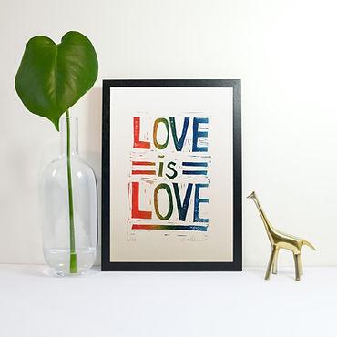love is love framed.jpg