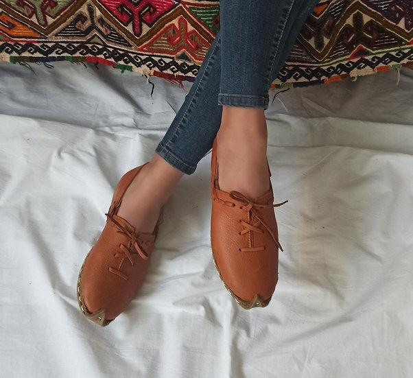 Anadolu Ayakkabı Kahverengi Modeli