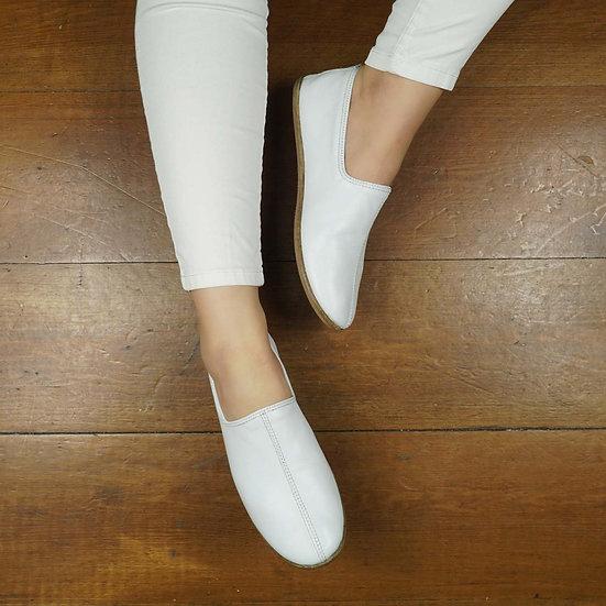 Bruce Lee  Spor Ayakkabı Beyaz Modeli