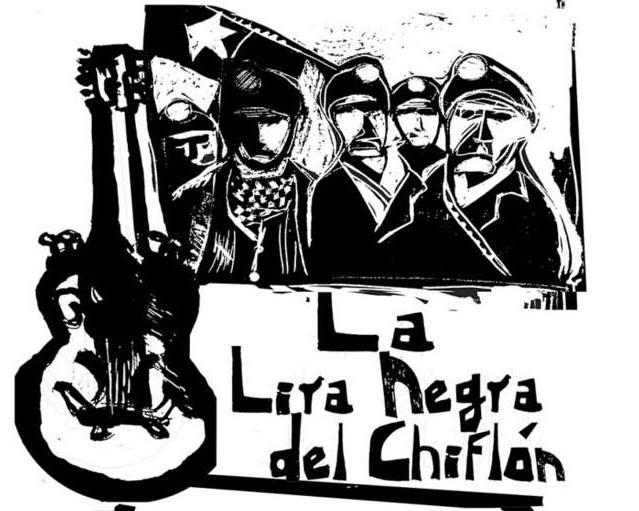 LA LIRA NEGRA DEL CHIFLON
