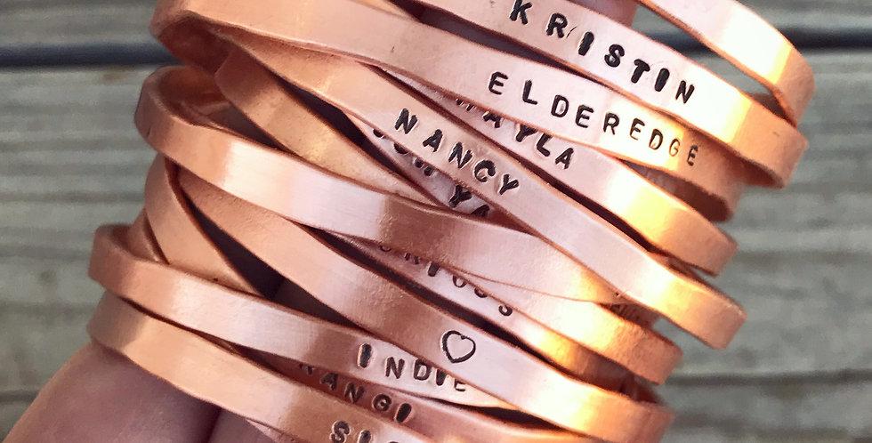 The Custom Bracelet