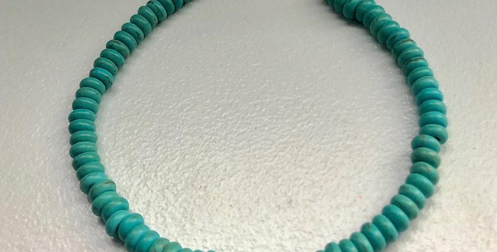 The Turquoise Bracelet