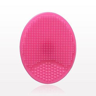 Silicone Facial Scrubber - Pink