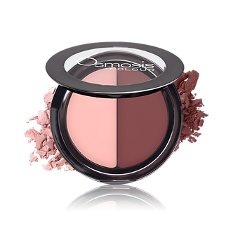Eye Shadow Duo - Crimson Cream