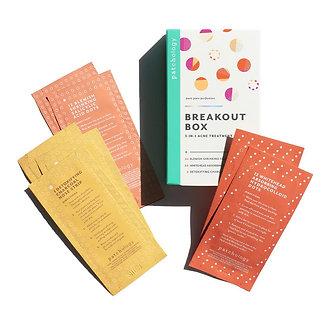 Breakout Box Acne Treatment Kit