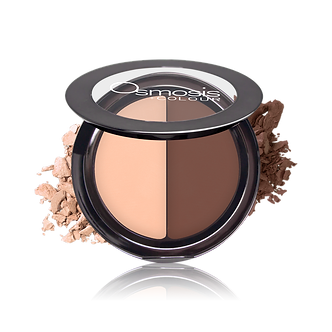 Eye Shadow Duo - Chocolate Brulee