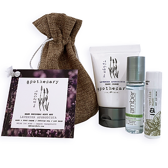 Hand Recovery Gift Set - Lavender Aphrodisia