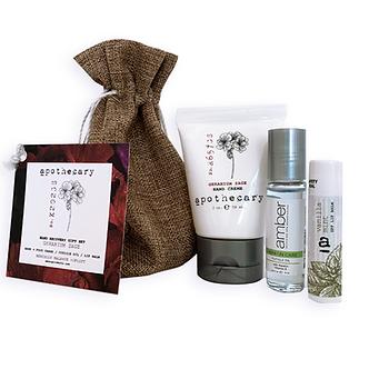Hand Recovery Gift Set - Geranium Sage
