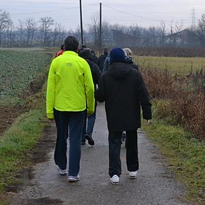 Camminata defaticante