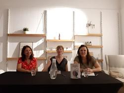 Presentación Taxidermia de Rosa Cuadrado.Librería 80 mundos. Alicante