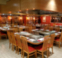 Fujiyama Restaurant Newcastle Teppanyaki Dining Area