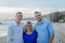 Laguna Beach Family Session
