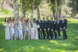 The Ranch at Laguna Beach Wedding