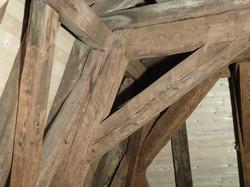 Holz reinigen