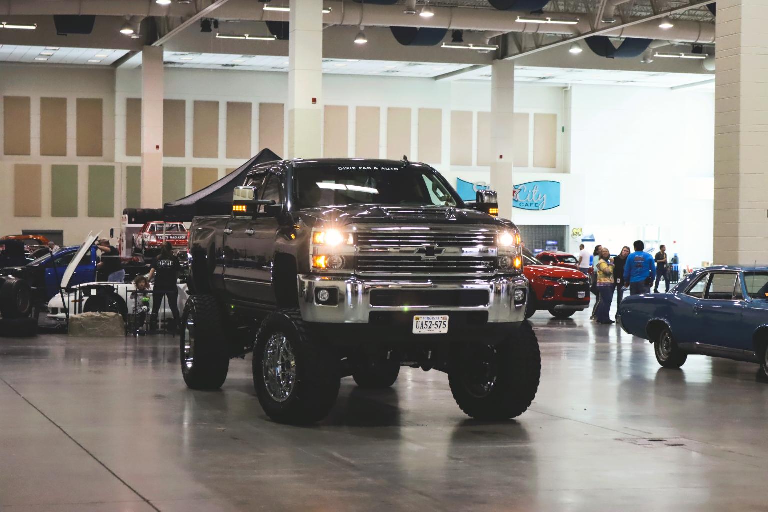 Chevrolet 2500 HD