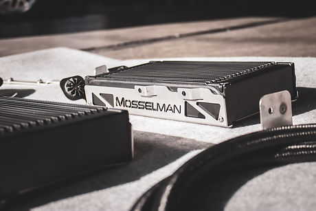 BMW Mosselman Performance Parts