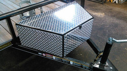 Custom Trailer Box