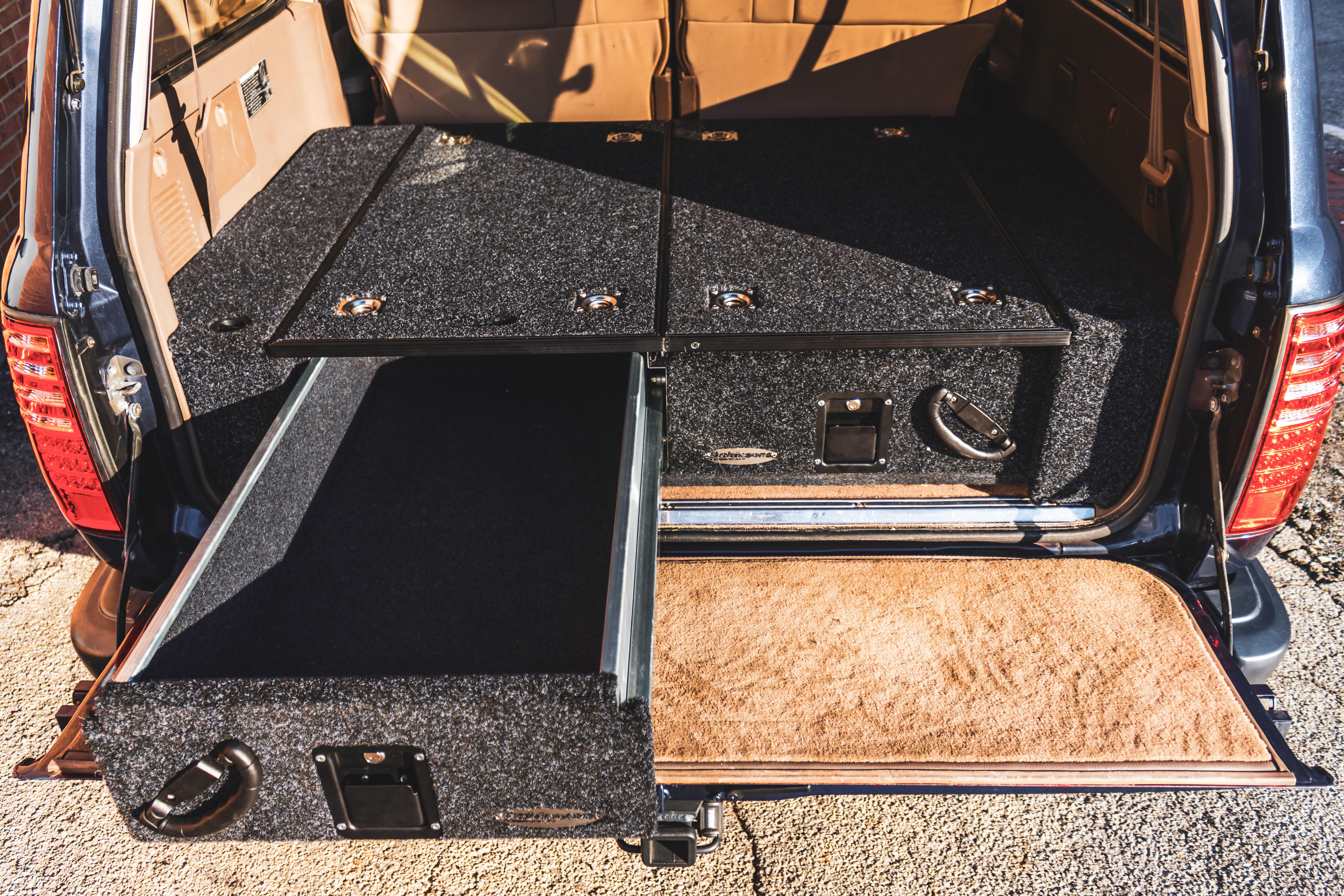 Land Cruiser Drawer System