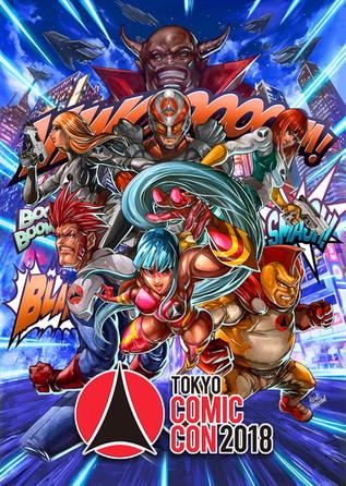 TOKYO COMIC CONVENTION Co. Ltd.