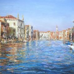 Venice, Grand Canal 2019