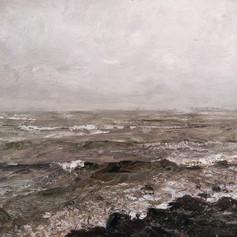 Stormy Sea, Lyme Regis 2020